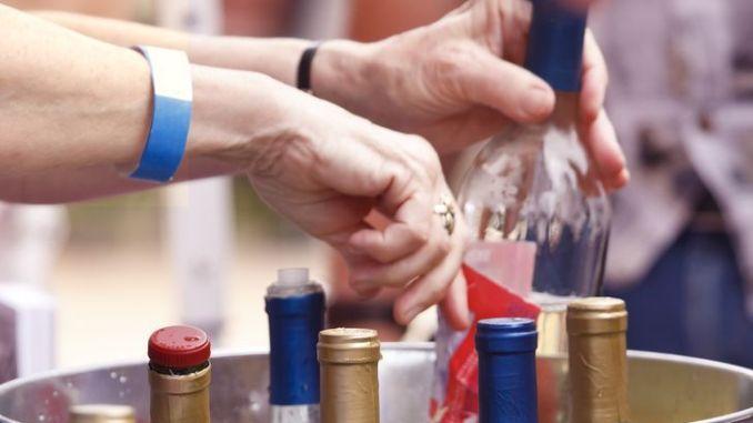 Consum vin SUA