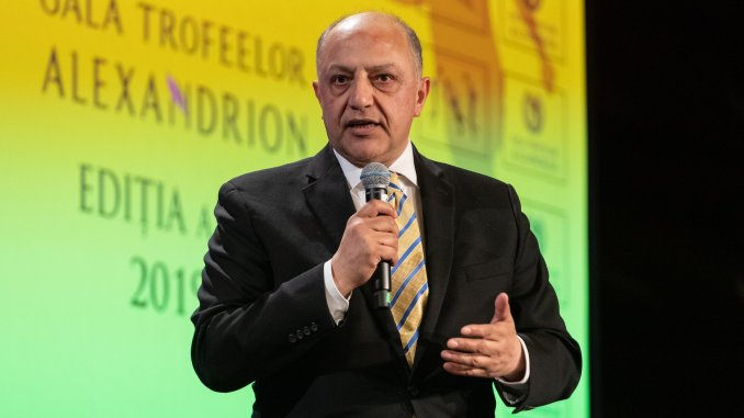 Nawaf Salameh proprietar Alexandrion
